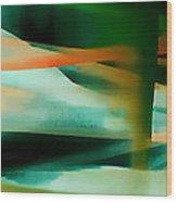 8104 Wood Print