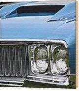 60's Oldsmobile 442 Wood Print