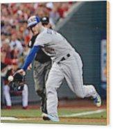 86th MLB All-Star Game Wood Print