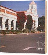 893 Sl San Luis Rey 3 Wood Print