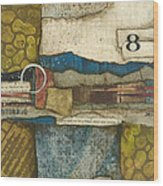 8th Before The Nineth Moon Wood Print