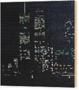 9/10 Wood Print