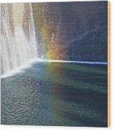 9-11 Memorial Wood Print
