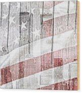 9 11 Wood Print by Mo T