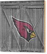 Arizona Cardinals Wood Print