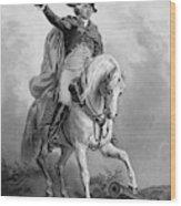 George Washington (1732-1799) Wood Print