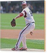 New York Yankees V Chicago White Sox Wood Print