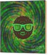 The Big Bang Theory Wood Print