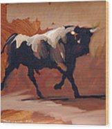 Toro Study Wood Print