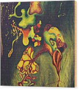 911 Fruit Wood Print