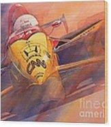 95 Winner Wood Print