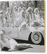 Inspirational Marilyn Wood Print