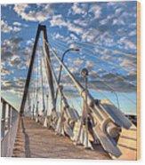 A Bridge To Heaven Wood Print