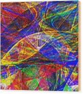 A Cats Dream 20130512 Vertical Wood Print