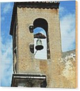 A Church Bell In The Sky 3 Wood Print