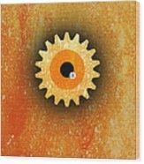 A Clockwork Orange Wood Print