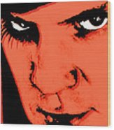 A Clockwork Orange Malcolm Mcdowell Wood Print