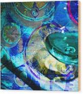 A Cognac Night 20130815m180 Wood Print