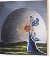 A Fairy Tale By Shawna Erback Wood Print