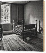 A Good Night's Rest Wood Print by Jeff Burton