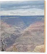 A Grand Canyon Wood Print