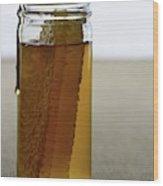 A Jar Of Honey Wood Print