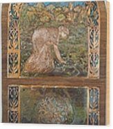 A Life Of Peace And Plenty Wood Print