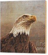 A Majestic Creature Wood Print