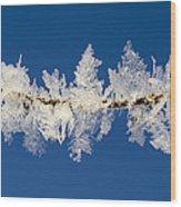 A Natural Chain Wood Print