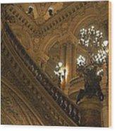 A Night At The Opera II Wood Print