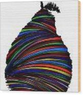 A Pear 2001 Wood Print