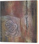 A Peek Of Beauty No. 1 Wood Print