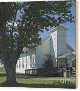 A Place Of Prayer Wood Print