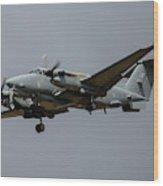 A Royal Air Force Shadow R1 Aircraft Wood Print