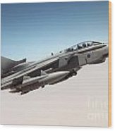 A Royal Air Force Tornado Gr4  Wood Print
