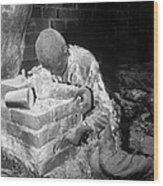 A Victim Of The Gardelegen Massacre Wood Print