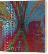 0534 Wood Print