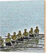 A2230044 Ragatta Wood Print