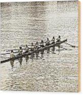 A2230192 Regatta Wood Print