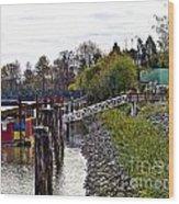 A2230220 Regatta Wood Print