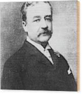 Aaron Montgomery Ward (1843-1913) Wood Print