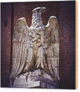 Ab Eagle St. Louis Brewery Wood Print