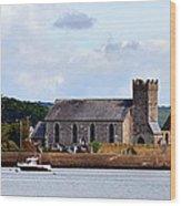 Abbeyside  Dungarvan Wood Print