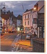 Abingdon Wood Print