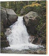 Abol Falls 4672 Wood Print