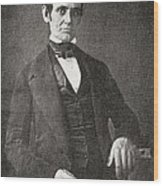 Abraham Lincoln, 1809 – 1865.  16th President Of The United States Of America.  From Abraham Wood Print