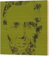 Abraham Lincoln 4 Wood Print