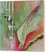 Abstract # 10 - Original Available Wood Print