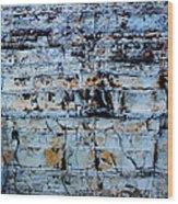 Abstract 01 Wood Print