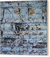 Abstract 01b Wood Print